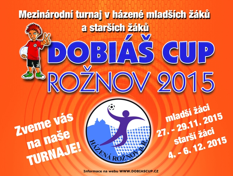 Dobiáš Cup 2015