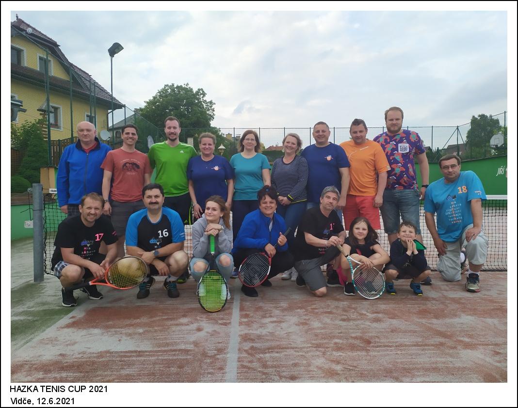HAZKA TENIS CUP 2021