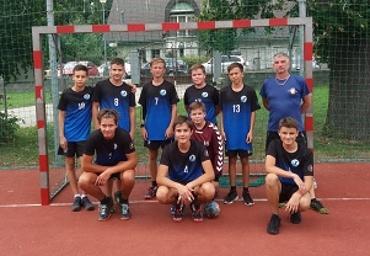 Starší žáci odehráli turnaj Horce n.Moravou