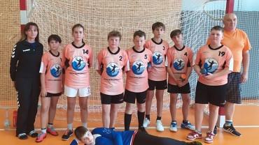 Mladší žáci odehráli turnaj Horce n.Moravou